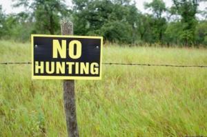 No-Hunting